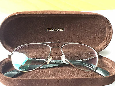 Tom Ford Glasses - FT5396 - Aviator style frame