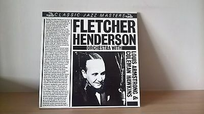 Fletcher Henderson - 1923/27 (Cjm 88507) Holland 1983 Lp Ex