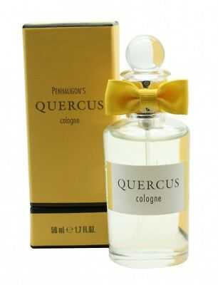 Penhaligon's Quercus Eau De Cologne 50Ml Spray. New. Free Shipping