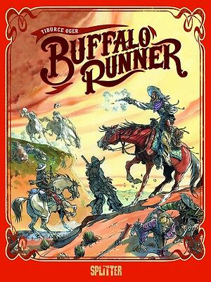 Buffalo Runner - deutsch - Splitter - NEUWARE - deutsch -