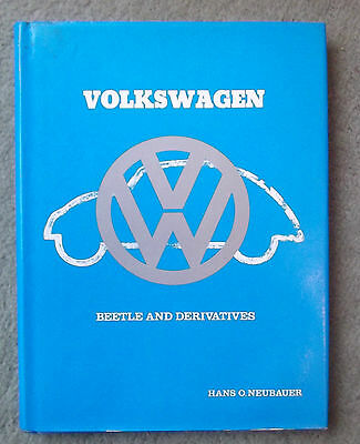 VOLKSWAGEN - BEETLE AND DERIVATIVES by HANS O NEUBAUER