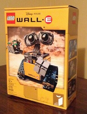 Lego 21303 WALL-E (New, retired, sealed)