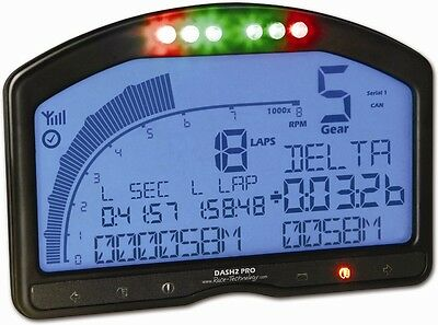 Race Technology DASH2 PRO Dash Display (not AIM, Motec, Stack)