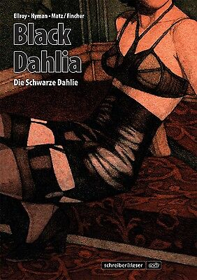 Black Dahlia - NEUWARE - deutsch -