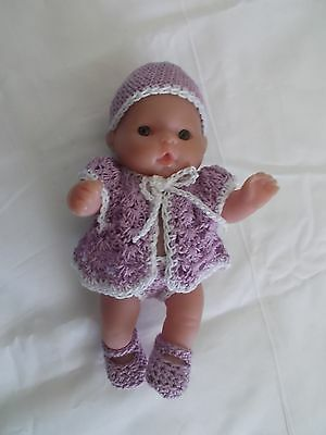 doll clothes fits 5 inch itsy baby