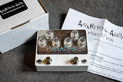 ANARCHY AUDIO - HEREAFTER - Dual Mode Delay Chorus Vibrato - Boutique
