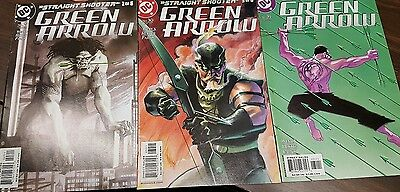 Green Arrow Straight Shooter (2, 5 and 6)