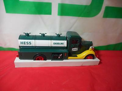 1985 Hess First Truck Bank New & Mint. Lights Tested And Working.