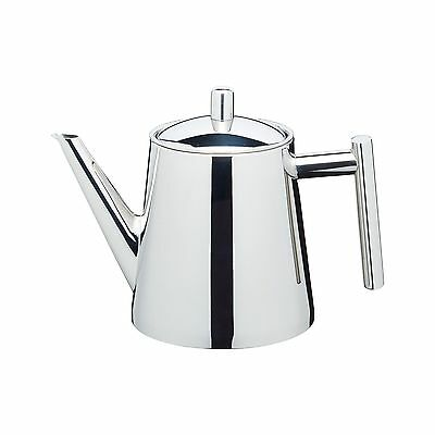 Kitchen Craft Le'Xpress Stainless Steel 800ml Infuser Teapot