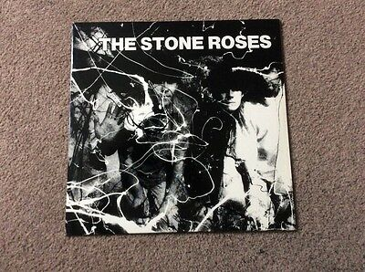 The Stone Roses Live At Wallsall Junction 10   3/6/89 Vinyl Lp