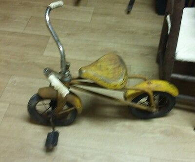 Vintage Antique Child's Tricycle /Bicycle. ..SUPER! !!