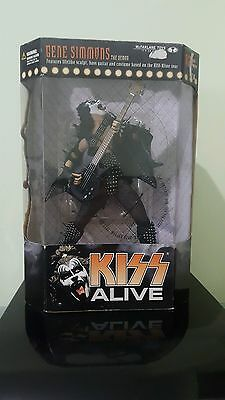 Kiss Gene Simmons Alive Figure 30 Cm !!!! New