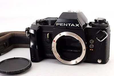 [Excellent+++++] Pentax LX Late Model 35mm Film Camera w/Grip from Japan #348