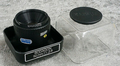 Rodenstock Rodagon 1:2.8 f=50 mm Made in Germany