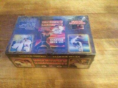 Sealed Ultimate Combat Limited edition Starter Pack