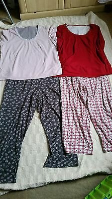 Women's Nightwear Bundle. Size 16-18. M&S,