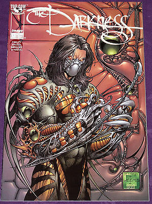 The Darkness #13 - March 1998 - NM SEE PICS!!!