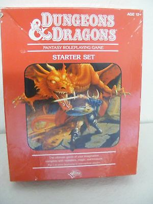 Dungeons and Dragons Fantasy Roleplaying game
