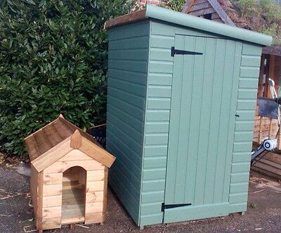 Shed, 5ft x 4ft, refurbished