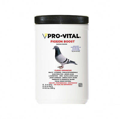 Pigeon Boost by ProVital 8 oz for Racing Pigeons