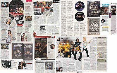 Spinal Tap : Cuttings Collection