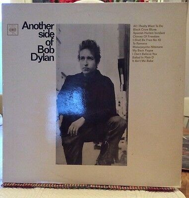 Bob Dylan Another Side Of Bob Dylan 1964 Stereo