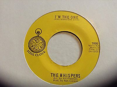 Whispers - I'm The One
