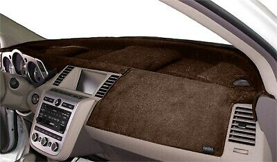 Ford Van E-Series 2009-2017 Velour Dash Board Cover Mat Taupe