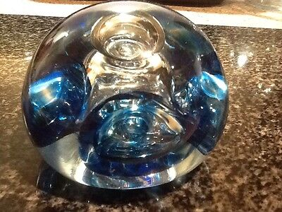 Isle Of Man St Johns Cross Paperweight