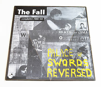 THE FALL Palace of Swords Reversed 1987 LP EX EX