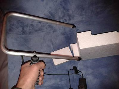 Hot wire  cutter  polystyrene  depron hand held with plug in  power supply