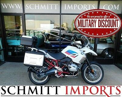 BMW R-Series  2012  BMW R1200 GS Rallye Premium limited edition, 1414 miles!