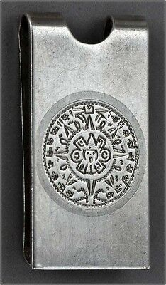 Vintage mexican sterling money clip