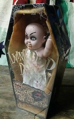 brand New Sealed Living Dead Doll gluttony