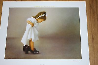 marc grimshaw signed limited edition print mothers shoes