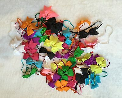 57 Pcs Mix Lots Headband Baby Infant Toddler Girls Hair bow Headwear ( 5 Style )