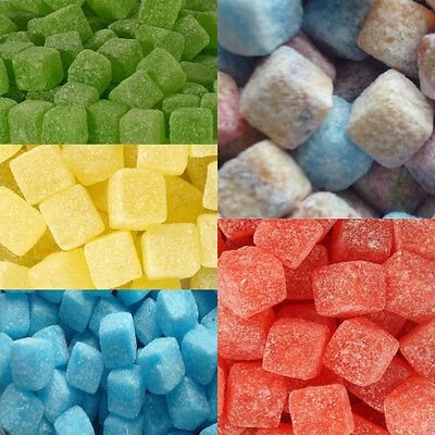 Kingsway Pineapple Cola Cubes Wholesale Pick n Mix Wedding RETRO SWEETS & CANDY