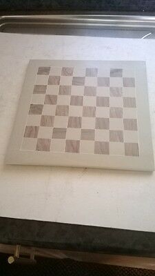small marble/onyx chess board