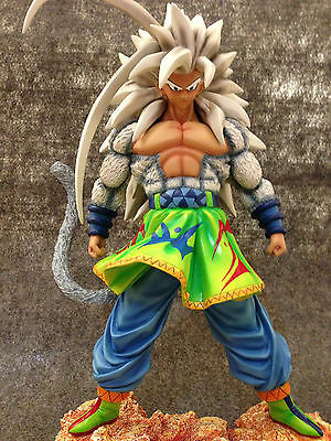 Dragon Ball z GOKU SS4 Resin Resine Figure Statue RARE