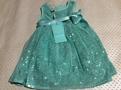 Baby girls monsoon dress size age 3-6 months