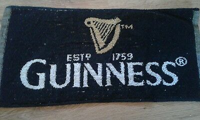 Bar Beer Towel  Guinness