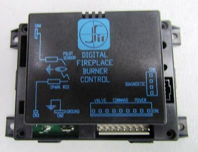 SIT 0.584.302  Digital Fireplace Burner Control Board