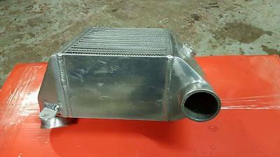 VW Golf MK4 1.8T 20V Turbo/TDI Uprated Side Mount Alloy Intercooler GTI Upgrade