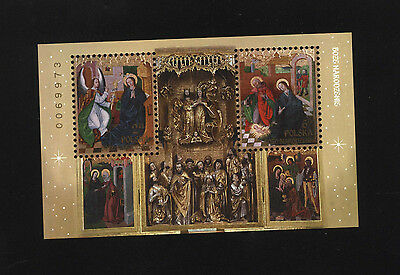 ** Special Sheet Special Block Christmas 2016 FI 4734-4735 MNH