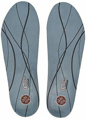 New with Box Orthaheel Relief Full Length MAXIMUM Support Orthotic Insole Size S