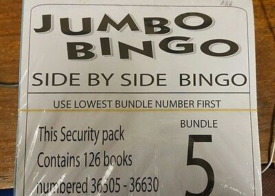 side by side bingo tickets 12 to view 8 game 126 tickets