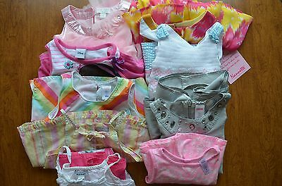 Girl's size 5 lot of dresses Old Navy, Gymboree,Place,Justice & more