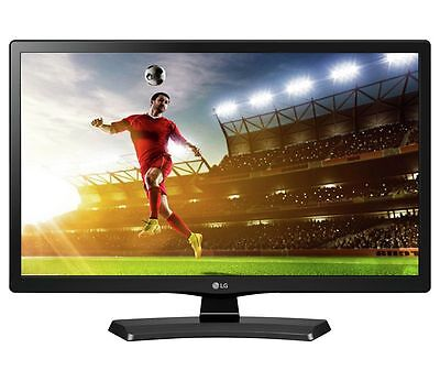 LG 24MT48DF 24 Inch HD Ready LED TV freeview Tuner builtin USB input NEW