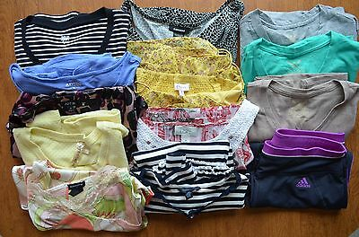 Women's size Medium mixed lot of clothes Eyeshadow,Apt 9,Faded Glory, & more