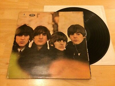 Beatles - For Sale LP Mono First Press 1964 PMC 1240